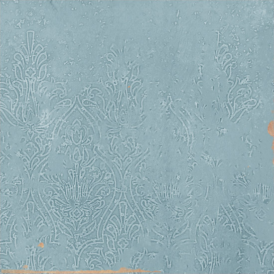 Craft Aqua Glossy Decor 12.5x12.5