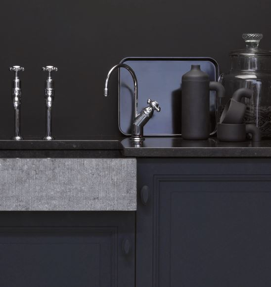 Quooker Nordic single taps